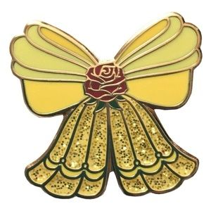 Jewelry - COMING SOON! Disney Beauty and the Beast Bow Pin